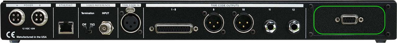 SP/SR112 Serial Port Hardware Option
