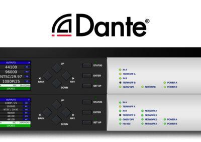 DXD-8 & DXD-16 Dante